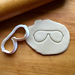 Aviator Sunglasses Cookie Cutter/Dishwasher Safe - Sweet Prints Inc.
