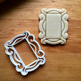 Picture Frame Cookie Cutter/Dishwasher Safe