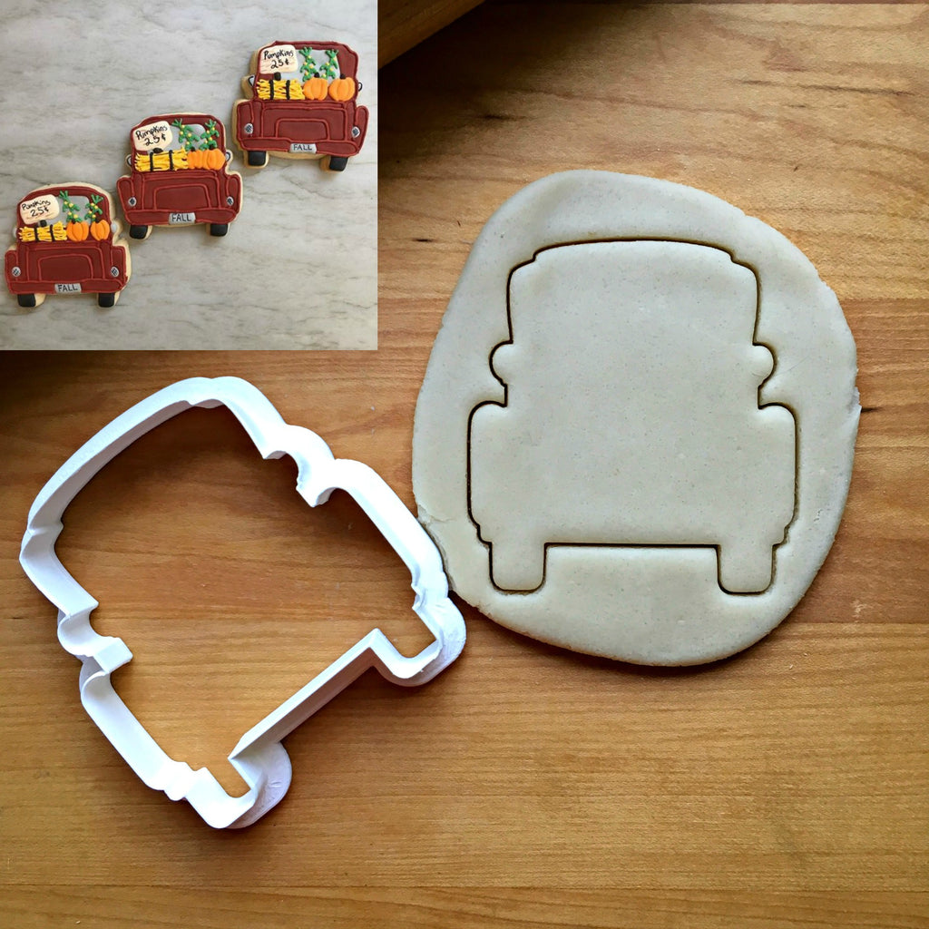 Pickup Truck Tailgate Cookie Cutter/Dishwasher Safe