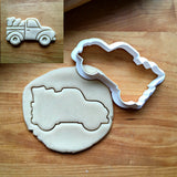 Pickup Truck with Tree Cookie Cutter/Dishwasher Safe