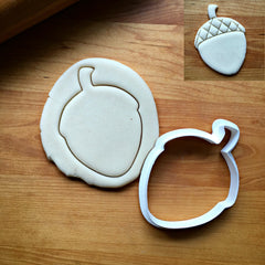 Acorn Cookie Cutter/Dishwasher Safe