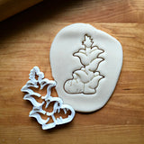 Cornstalk with Pumpkin Cookie Cutter/Dishwasher Safe