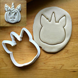 Unicorn Face Cookie Cutter/Dishwasher Safe