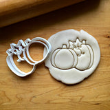 Pumpkin Patch Cookie Cutter/Dishwasher Safe