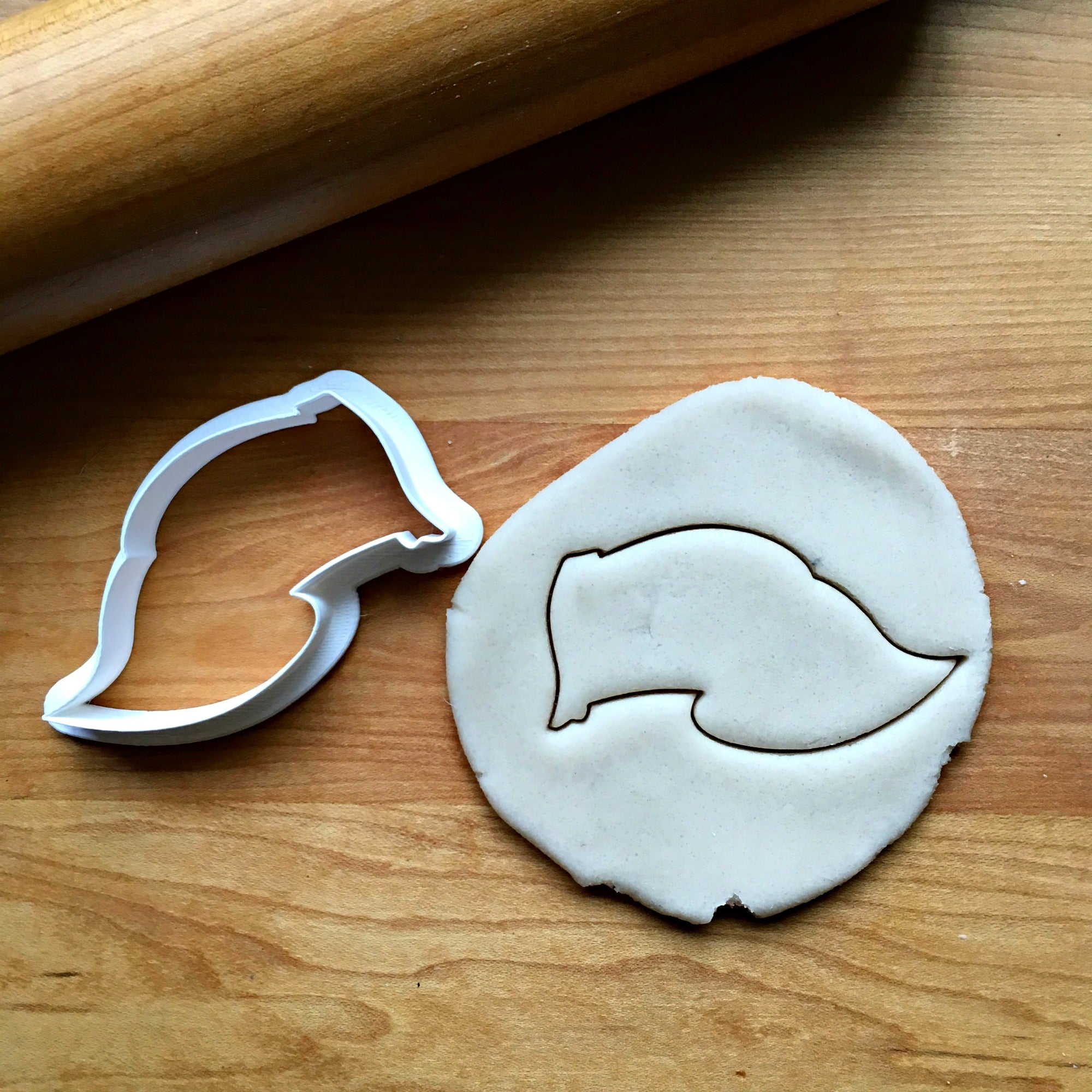 Pennant Cookie Cutter/Dishwasher Safe