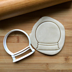 Snow Globe Cookie Cutter/Dishwasher Safe