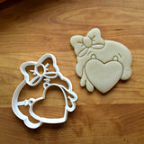 Mrs. Turkey Cookie Cutter/Dishwasher Safe