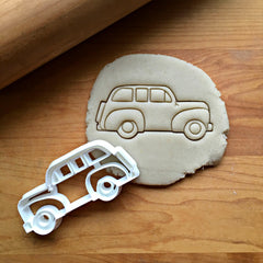 Station Wagon Cookie Cutter/Dishwasher Safe