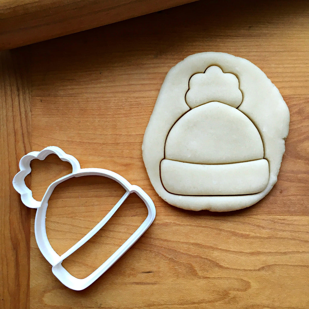 Winter Hat Cookie Cutter/Dishwasher Safe