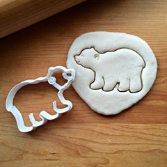 Polar Bear Cookie Cutter/Dishwasher Safe