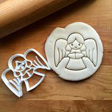 Christmas Angel Cookie Cutter/Dishwasher Safe