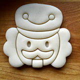Cute Nutcracker Cookie Cutter/Dishwasher Safe