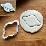 Planet Saturn Cookie Cutter/Dishwasher Safe