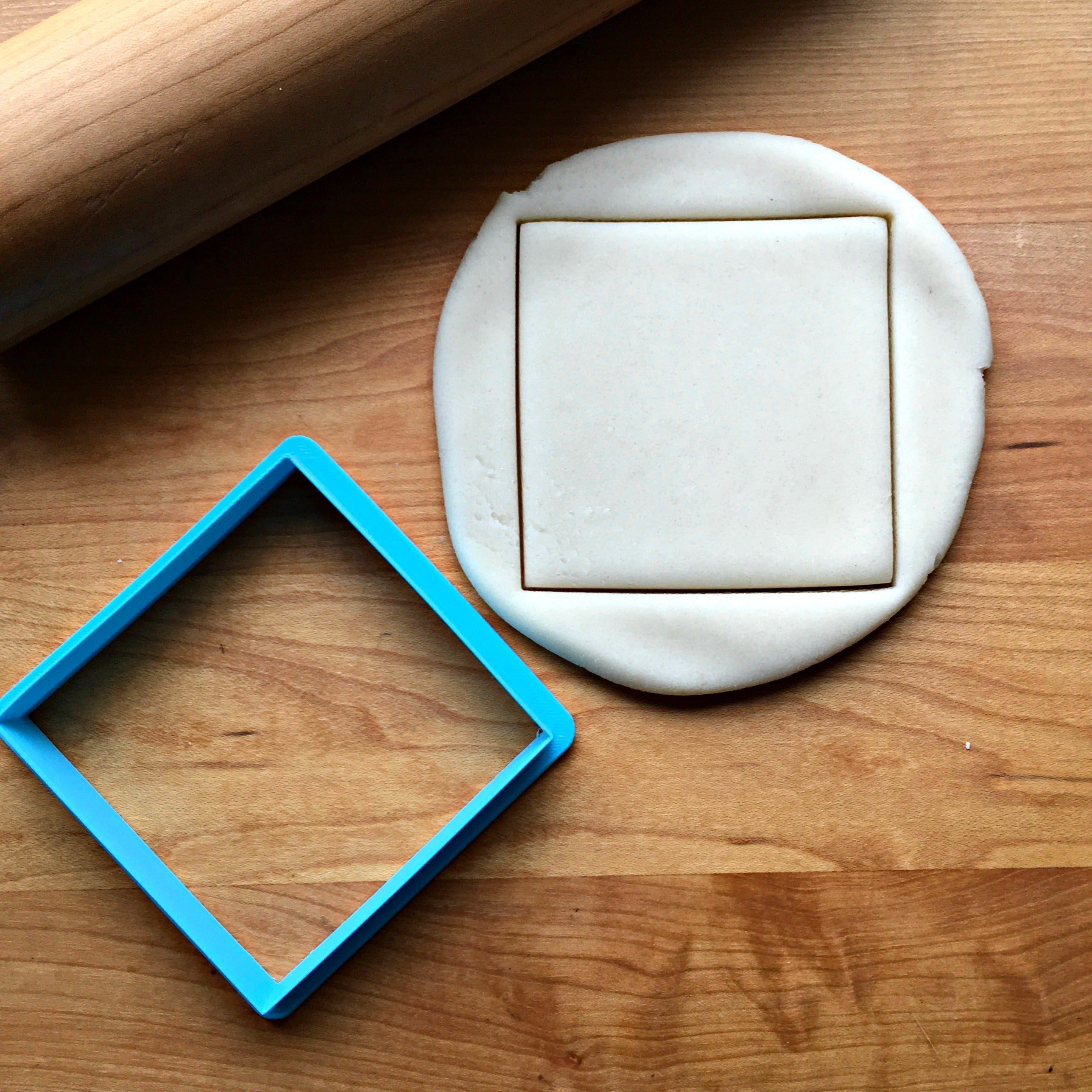 Square Cookie Cutter/Dishwasher Safe