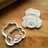 Flapper Girl Cookie Cutter/Dishwasher Safe