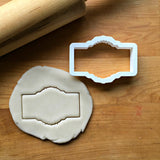 Arcade Frame/Art Deco Cookie Cutter/Dishwasher Safe