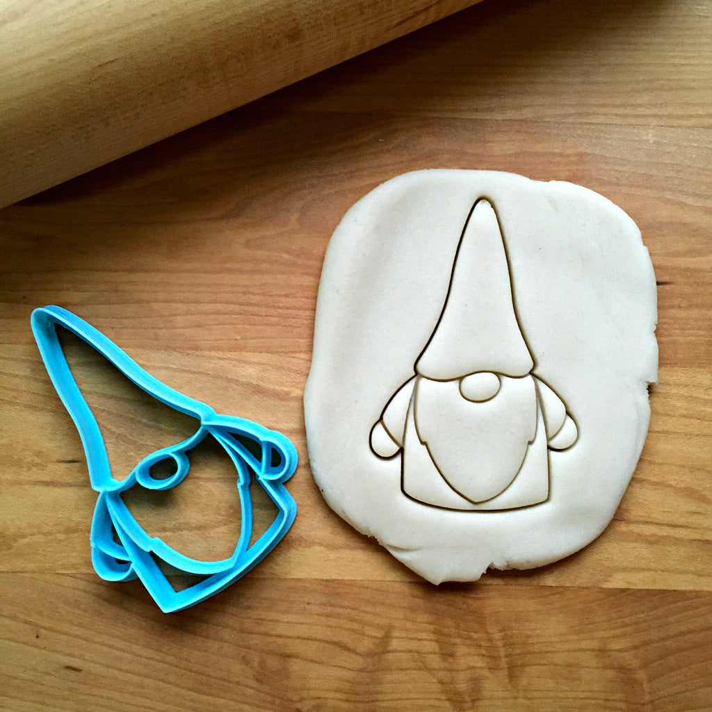 Gnome Cookie Cutter/Dishwasher Safe