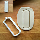 Candle Cookie Cutter/Dishwasher Safe