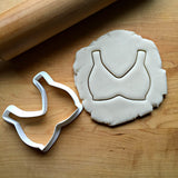 Bikini Top Cookie Cutter/Dishwasher Safe