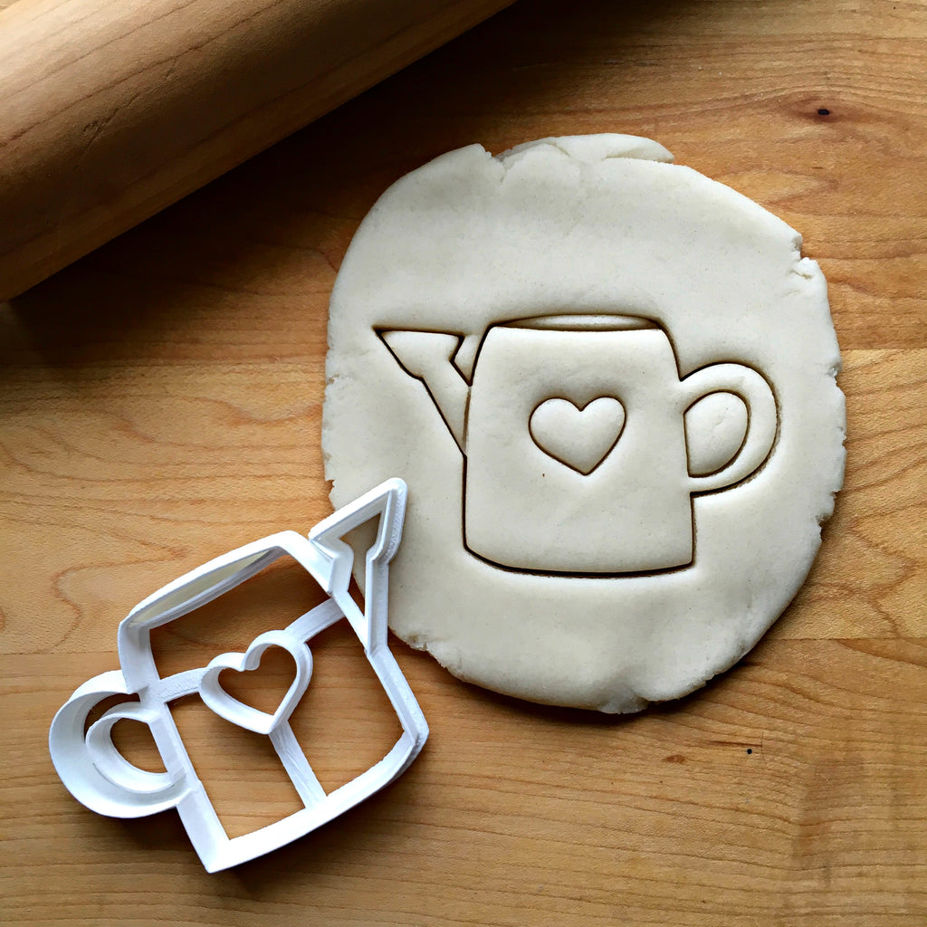 Watering Can Cookie Cutter/Dishwasher Safe