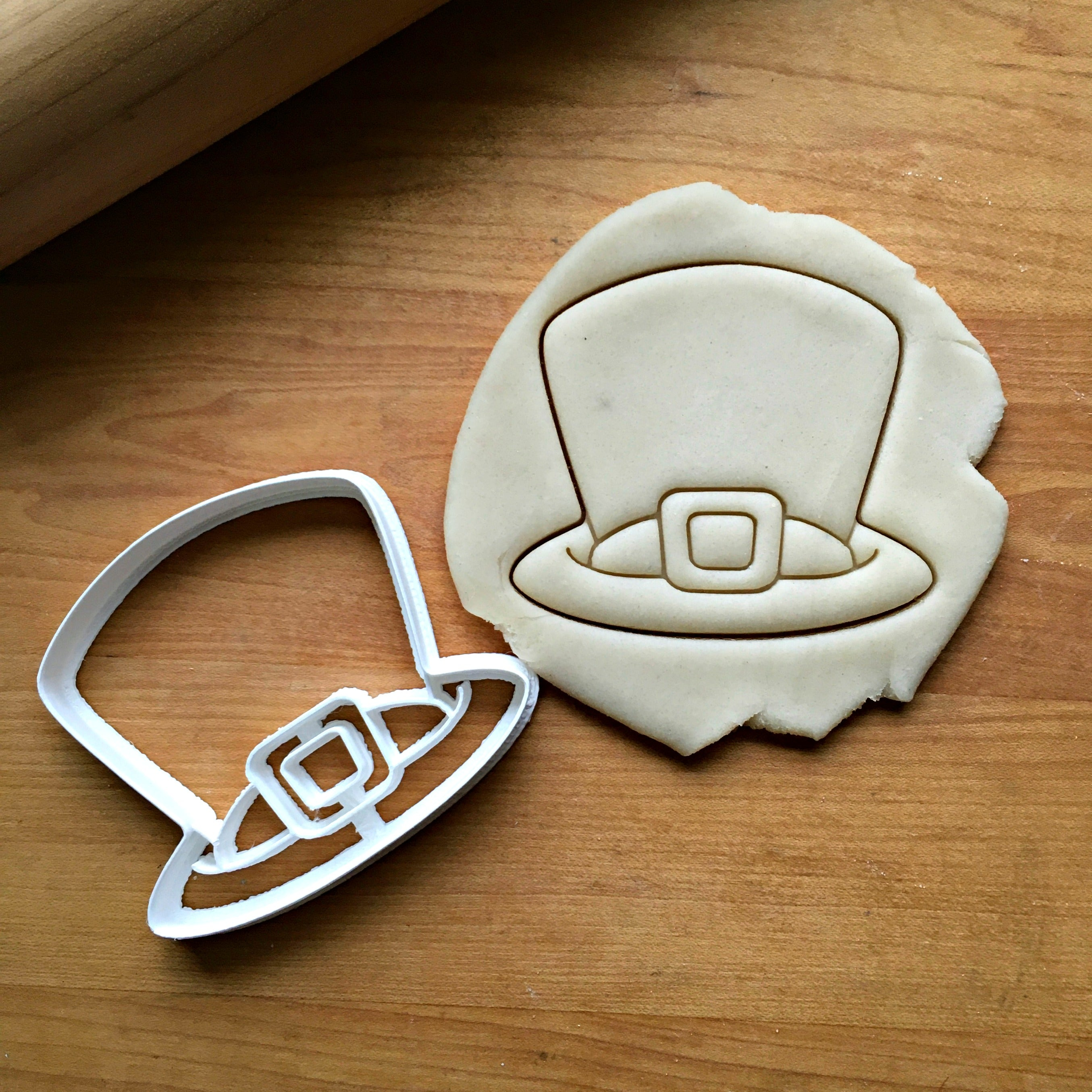 Leprechaun Hat Cookie Cutter/Dishwasher Safe