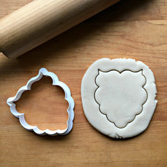Leprechaun Beard Cookie Cutter/Dishwasher Safe