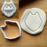 Husky/Wolf Cookie Cutter/Dishwasher Safe