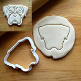 Pitbull Dog Cookie Cutter/Dishwasher Safe