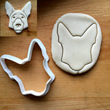 German Shepherd Dog Cookie Cutter/Dishwasher Safe