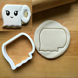 Toilet Paper Roll Cookie Cutter/Dishwasher Safe