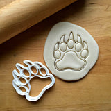 Bear Claw Cookie Cutter/Dishwasher Safe