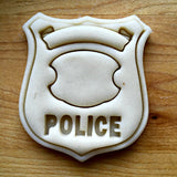 Police Badge Cookie Cutter/Dishwasher Safe