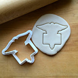 Nurse/RN Cookie Cutter/Dishwasher Safe