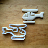 Helicopter Cookie Cutter/Multi-Size/Dishwasher Safe