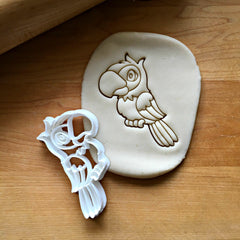 Parrot Cookie Cutter/Dishwasher Safe