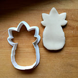 Pineapple Cookie Cutter/Dishwasher Safe
