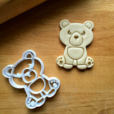 Baby Bear Cookie Cutter/Dishwasher Safe