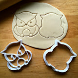 Set of 2 Owl Cookie Cutters/Dishwasher Safe