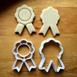 Set of 2 Blue Ribbon Cookie Cutters/Dishwasher Safe