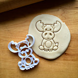 Baby Moose Cookie Cutter/Dishwasher Safe