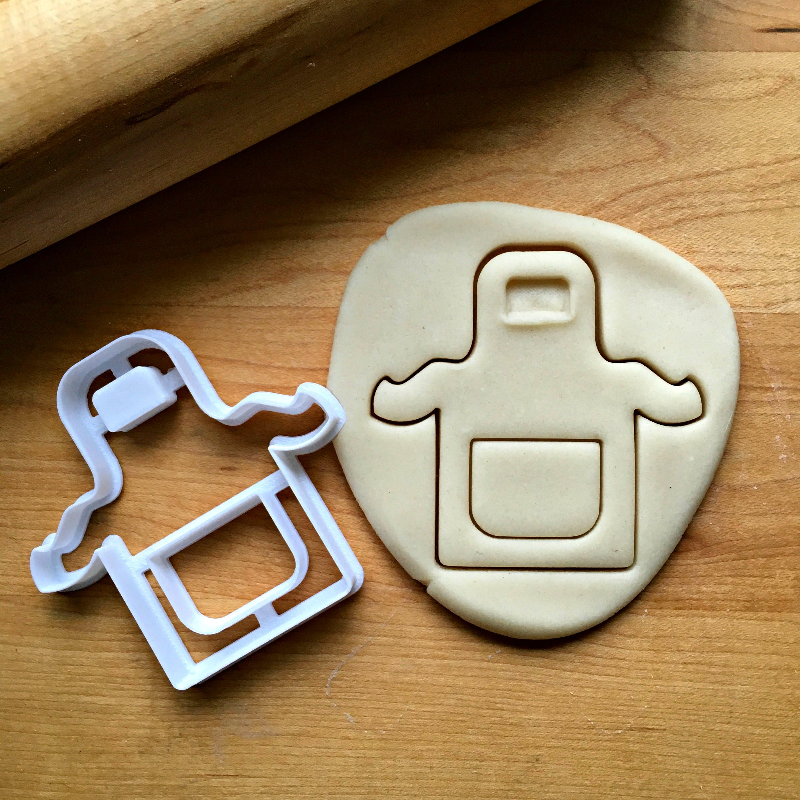 Grilling Apron Cookie Cutter/Dishwasher Safe