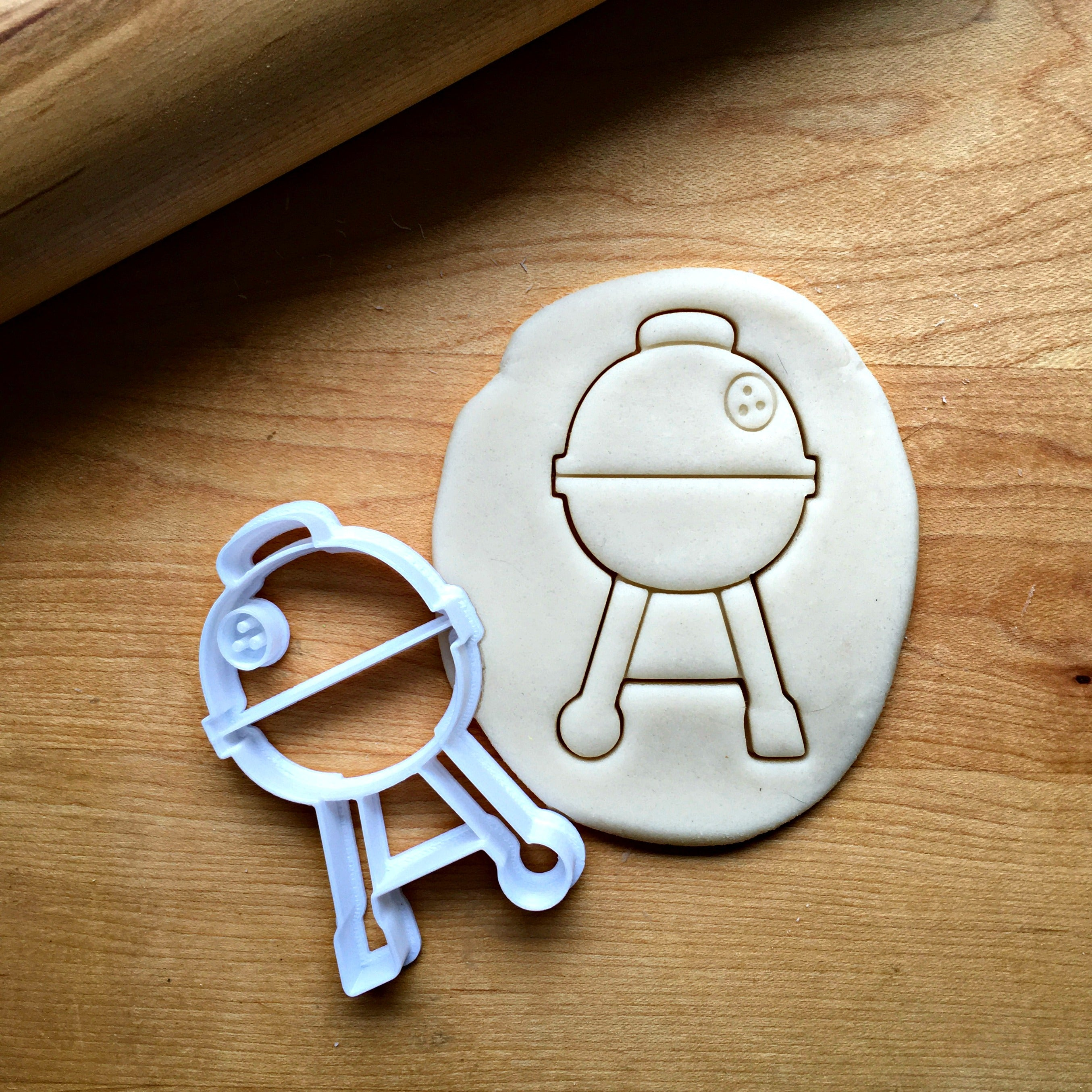 Grill Cookie Cutter/Dishwasher Safe