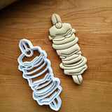 Shish Kabob Cookie Cutter/Dishwasher Safe