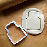 Basketball Jersey Cookie Cutter/Dishwasher Safe