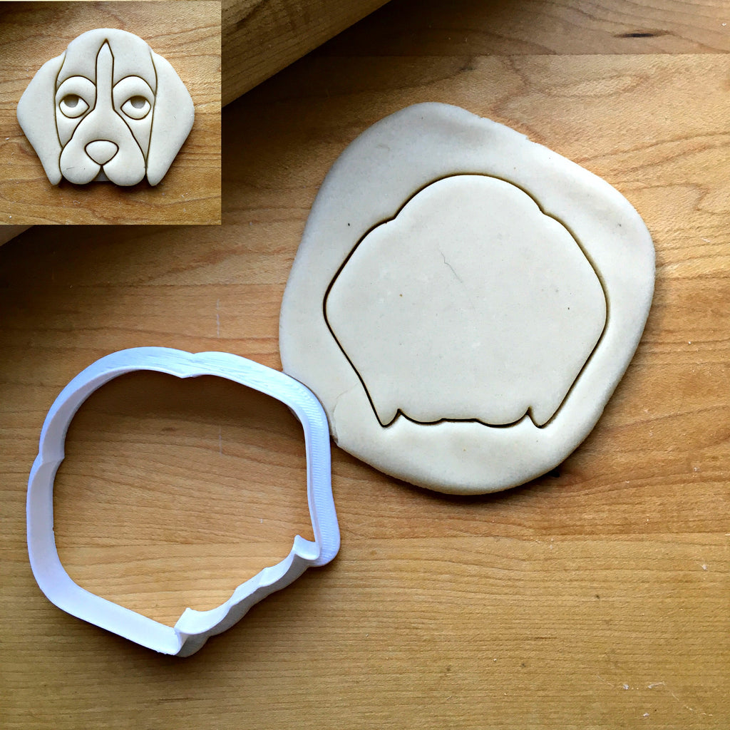 Beagle/Hound Dog Cookie Cutter/Dishwasher Safe