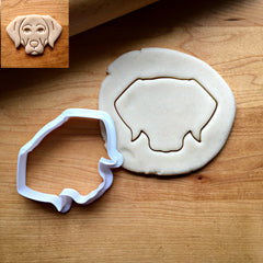 Labrador Retriever Cookie Cutter/Dishwasher Safe