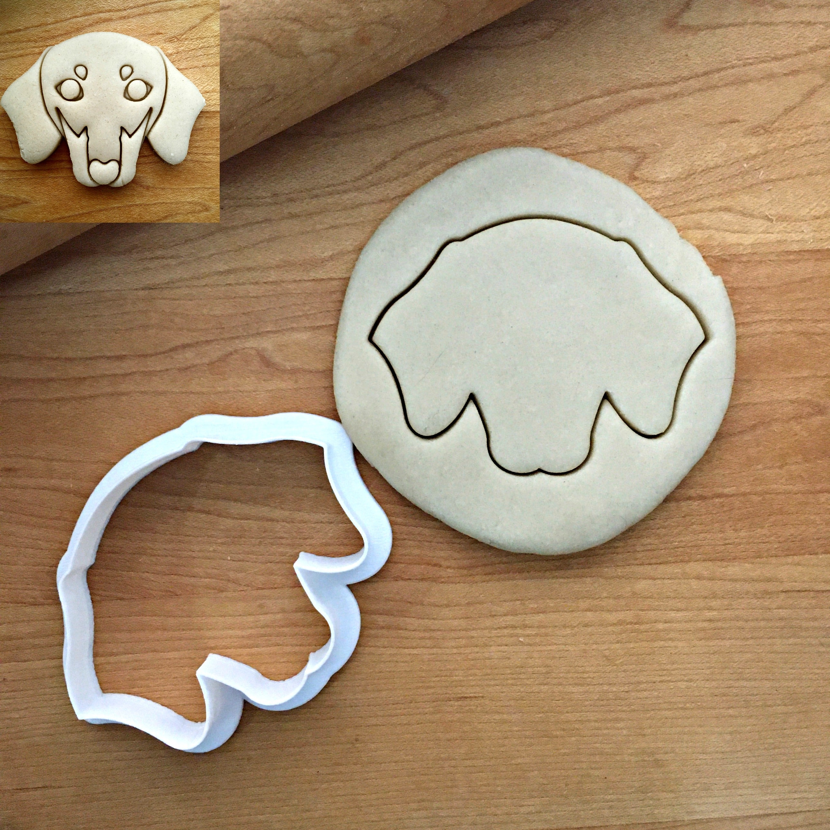 Dachshund/Wiener Dog Cookie Cutter/Dishwasher Safe