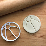 Beach Ball Cookie Cutter/Dishwasher Safe