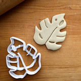 Tropical Leaf Cookie Cutter/Dishwasher Safe