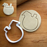 Tropical Drink Cookie Cutter/Dishwasher Safe